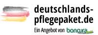 Deutschlands Pflegepaket Logo