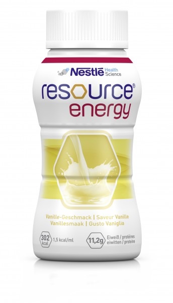 Trinknahrung, Nestlé HealthScience Resource Energy (6 x 4 x 200 ml)