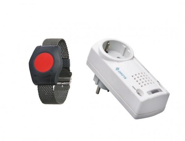 EASYWAVE Pflegeruf-Set RS10 Armbandsender, ohne Quittierung