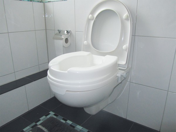 "Toilettensitzerhöher ""RELAXON BASIC"", 10 cm"