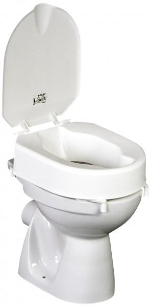 "Toilettensitzerhöher ""HI-LOO"" mit Klammern"