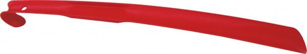 Schuhanzieher, Kunststoff, rot