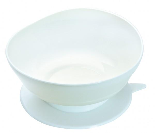 Suppenschale mit Randerhöhung