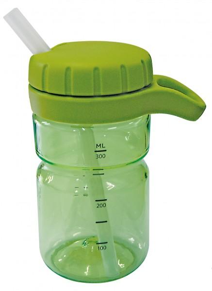 """""""GOOD GRIPS"""" Mini-Wasserflasche mit Strohhalm"""