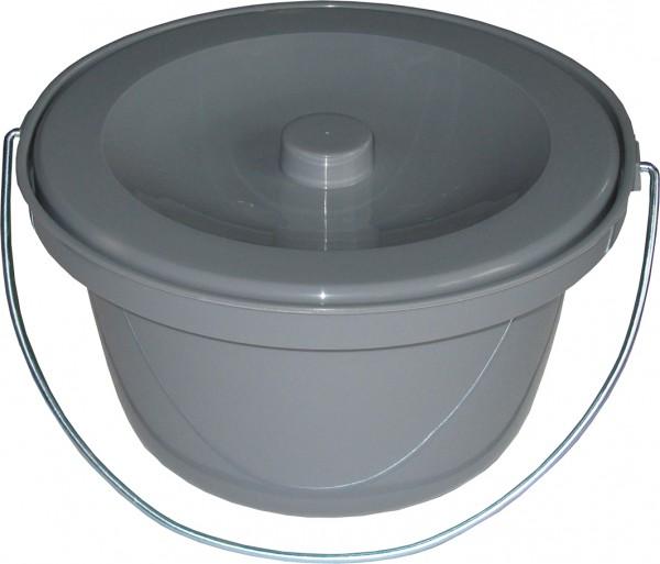 Toilettenstuhl-Eimer