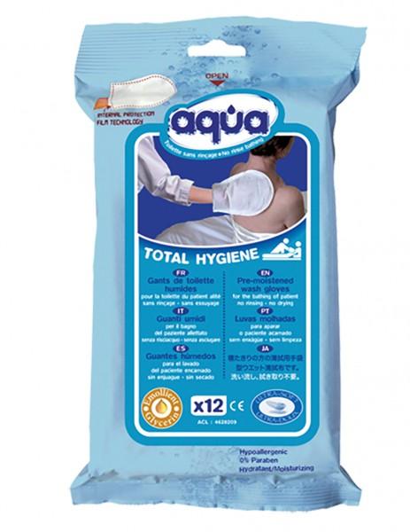 aqua® Waschhandschuh