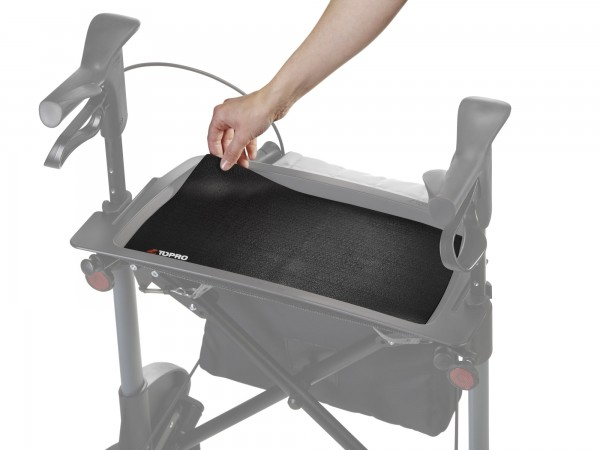 Antirutsch-Matte für TOPRO Rollator-Tabletts