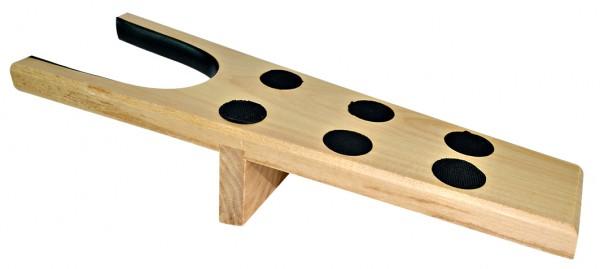 Stiefelknecht, Holz