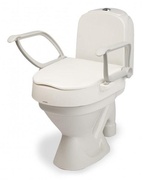 """Toilettensitzerhöher """"CLOO"""", mit Armlehnen"""