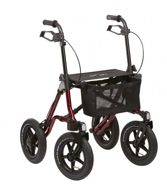 DIETZ TAIMA XC - Outdoor Rollator mit Luftbereifung