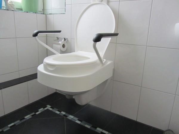 """Toilettensitzerhöher """"RELAXON STAR"""", mit Armlehnen"""