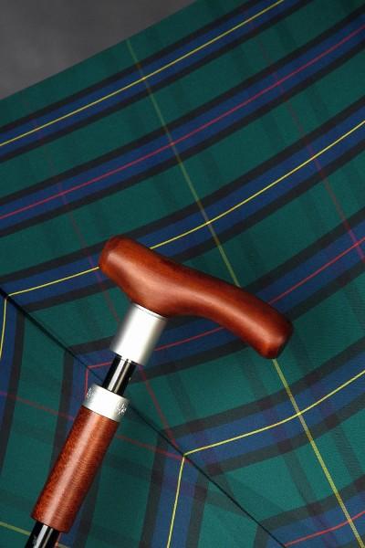 GASTROCK 2in1 Gehstock und Regenschirm SAFEBRELLA DUO lang