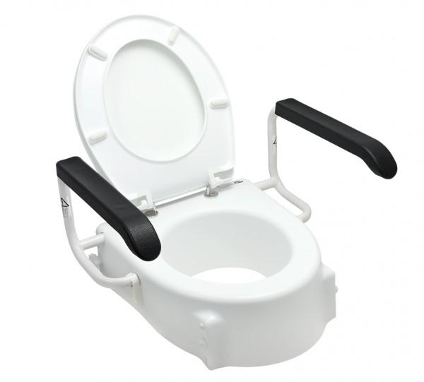 Toilettensitzerhöher TSE 3-fach höhenverstellbar
