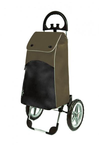 """Einkaufstrolley mit großen Rädern """"Komfort"""""""
