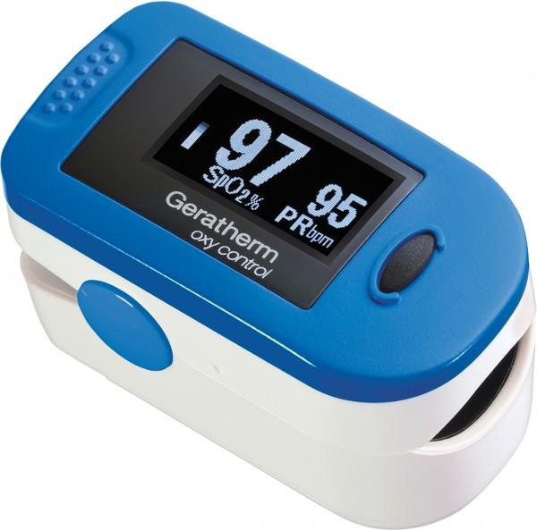 "GERATHERM Pulsoximeter ""OXY CONTROL"""