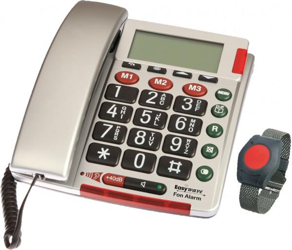 EASYWAVE Fon Alarm RS26