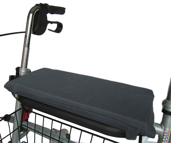 Rollator-Sitzkissen, gepolstert
