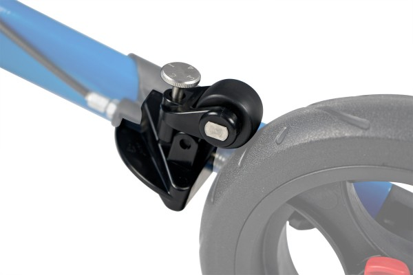 Rollwiderstand-System für TOPRO-Rollatoren